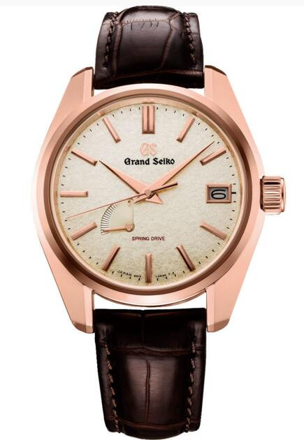 Grand Seiko Spring Drive SBGA384G watch U.S. Limited Edition 2018