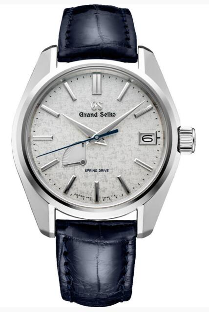Grand Seiko Spring Drive SBGA385G U.S. Limited Edition 2018 watch