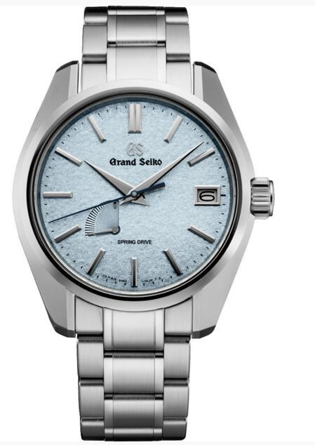 Grand Seiko Spring Drive SBGA387G U.S. Limited Edition 2018 watch