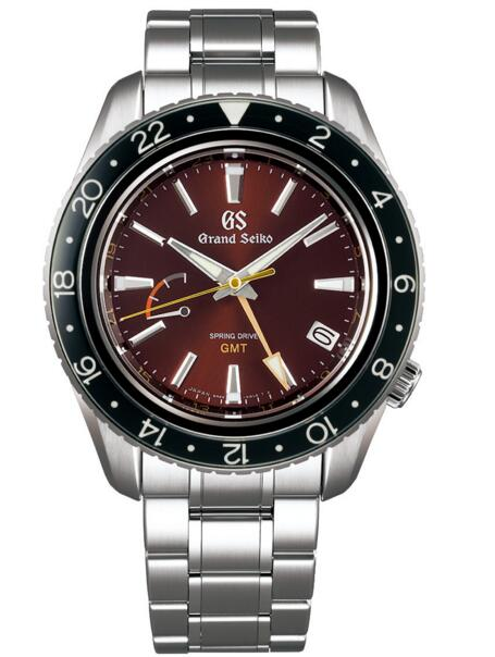 Grand Seiko Spring Drive GMT Limited Edition SBGE245G replica watch