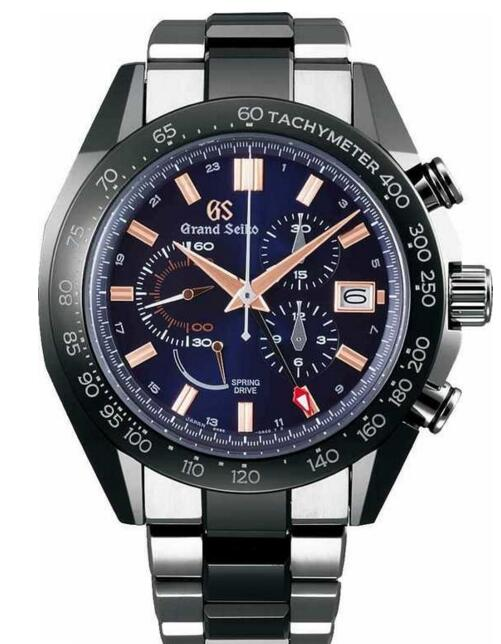 Best Grand Seiko Black Ceramic SBGC219 Limited Edition watches