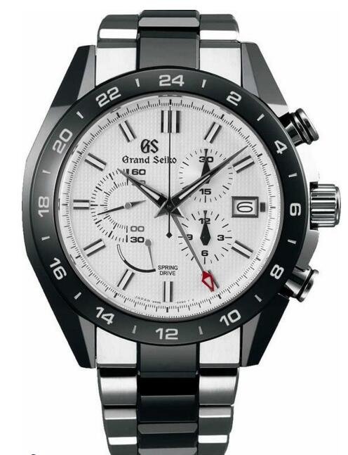 Best Grand Seiko Black Ceramic SBGC221 watches