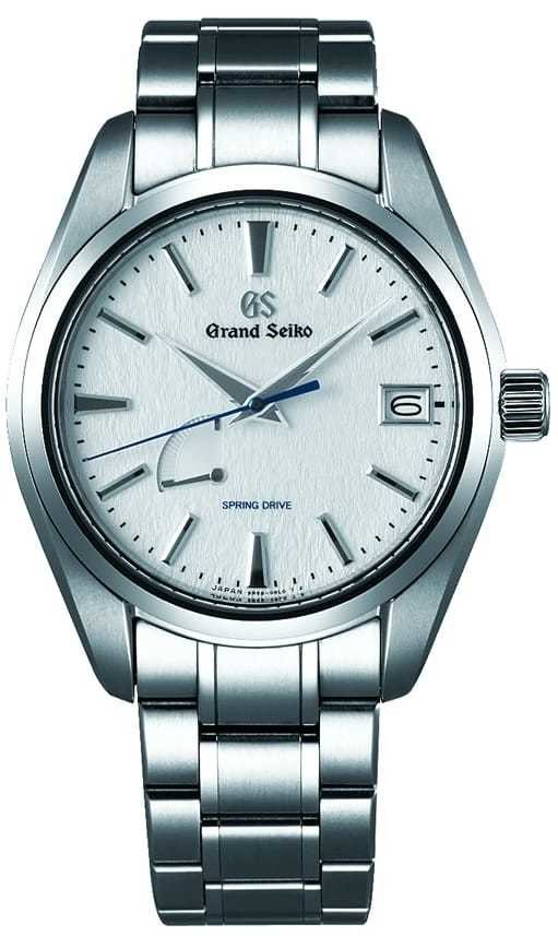 Replica mens Grand Seiko Spring Drive Power Reserve SBGA211 watches