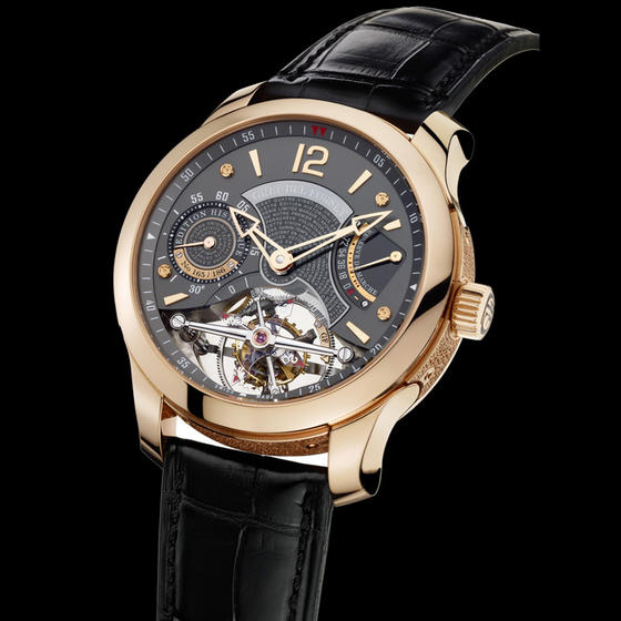 Buy Luxury Replica Greubel Forsey DOUBLE TOURBILLON 30° EDITION HISTORIQUE watch Red Gold