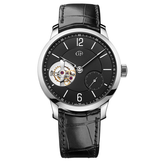 Buy Luxury Replica Greubel Forsey tourbillon-24-secondes-vision black dial watch