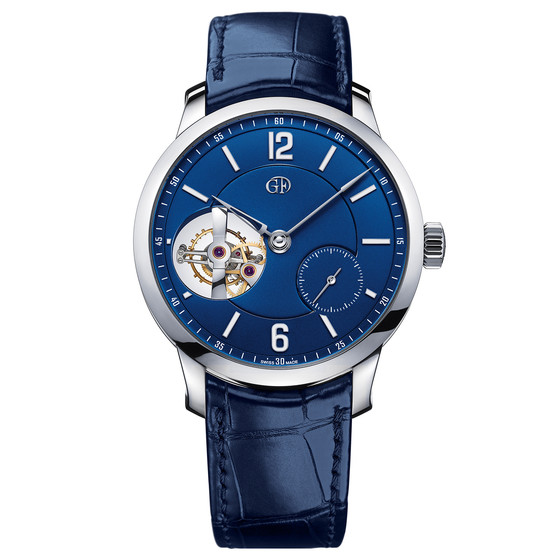 Buy Luxury Replica Greubel Forsey tourbillon-24-secondes-vision blue dial watch