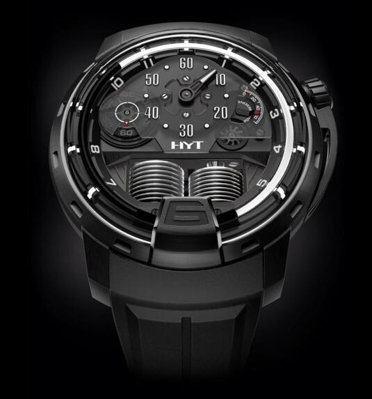 Buy Luxury Replica HYT H1 GHOST 148-DL-60-NF-RU watch