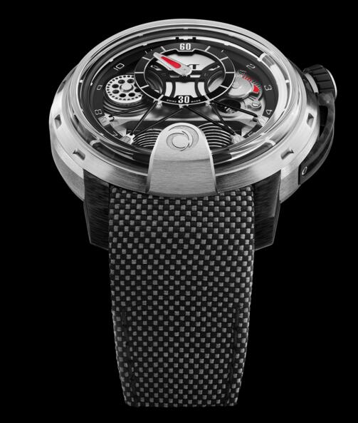 Buy Luxury Replica HYT H1 Alinghi 148-TC-09-NF-RC watch