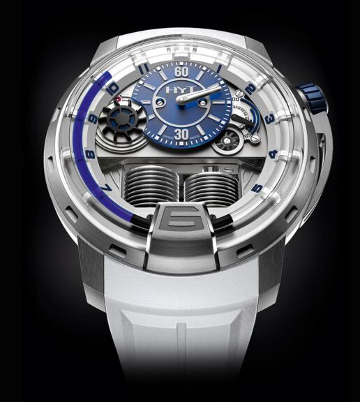 Buy Luxury Replica HYT H1 ICEBERG2 148-TT-21-BF-RW watch