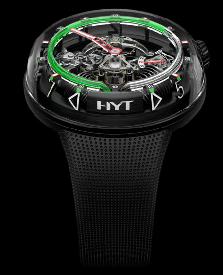 Buy Fake HYT H20 251-AD-46-GF-RU watch