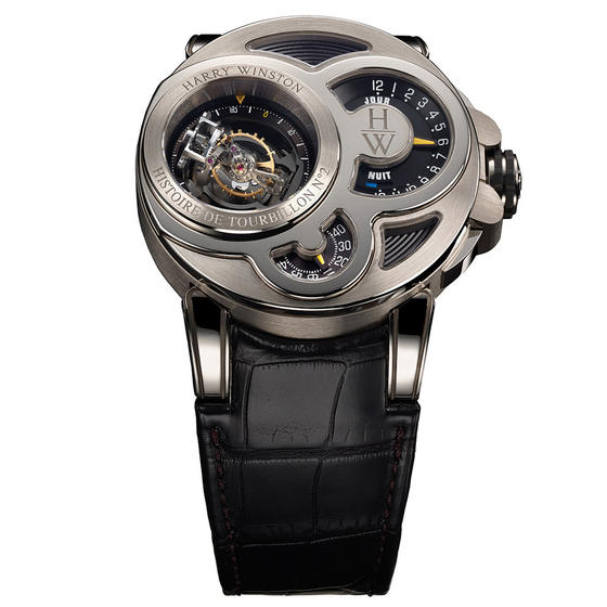 Replica Harry Winston HISTOIRE DE TOURBILLON 2 HCOMDT48WW001 watch Review