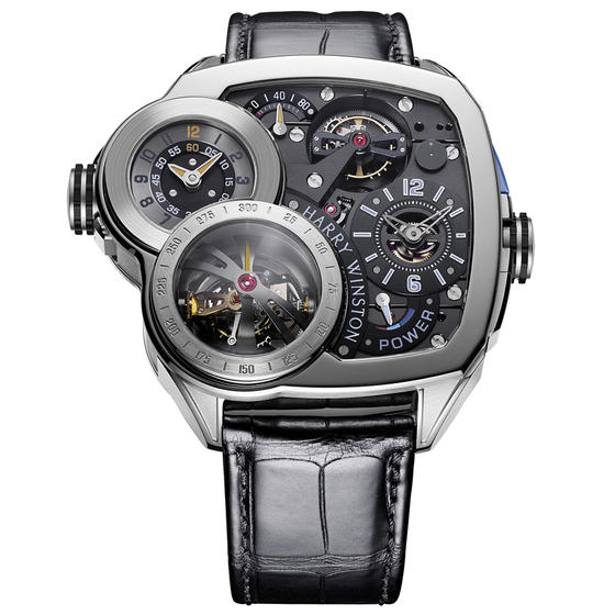 Replica Harry Winston HISTOIRE DE TOURBILLON 6 HCOMTT55WW001 watch Review