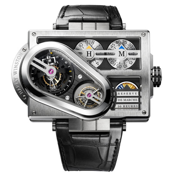Replica Harry Winston HISTOIRE DE TOURBILLON 3 HCOMTT65WZ001 watch Review