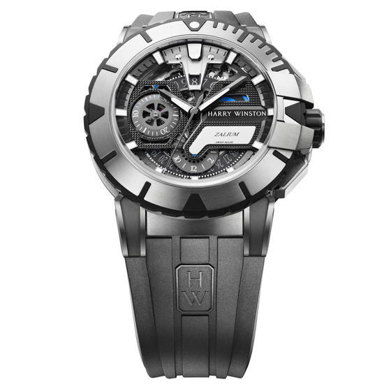Buy Replica Harry Winston OCEAN SPORT CHRONOGRAPH LIMITED EDITION OCSACH44ZZ006 watch Review