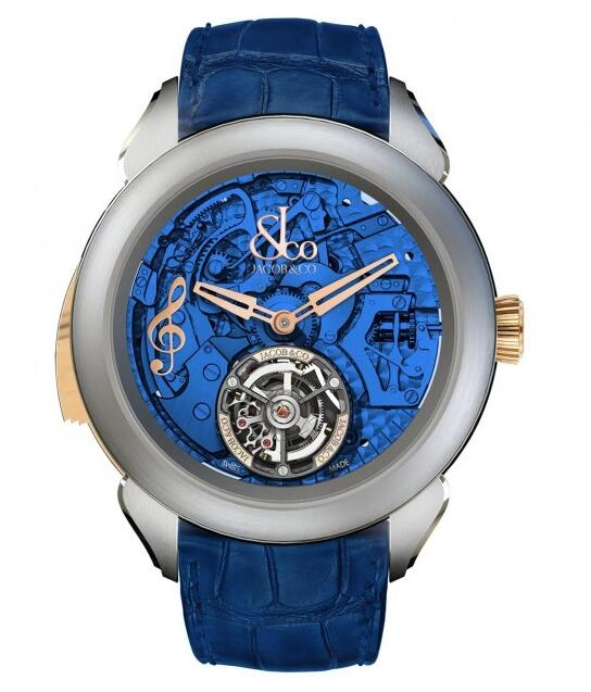 replica Jacob & Co Palatial Tourbillon Minute Repeater 150.500.24.NS.OB.1NS watch for sale
