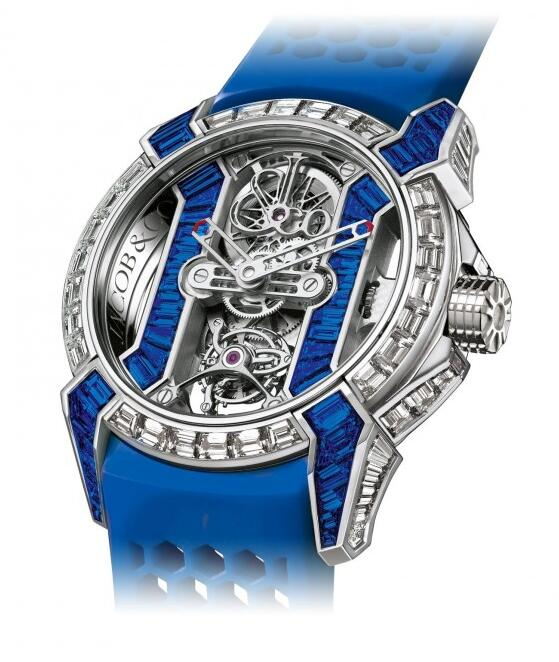Swiss Luxury Jacob & Co Epic X Tourbillon Baguette 550.500.30.BD.BB.1BD replica watch review