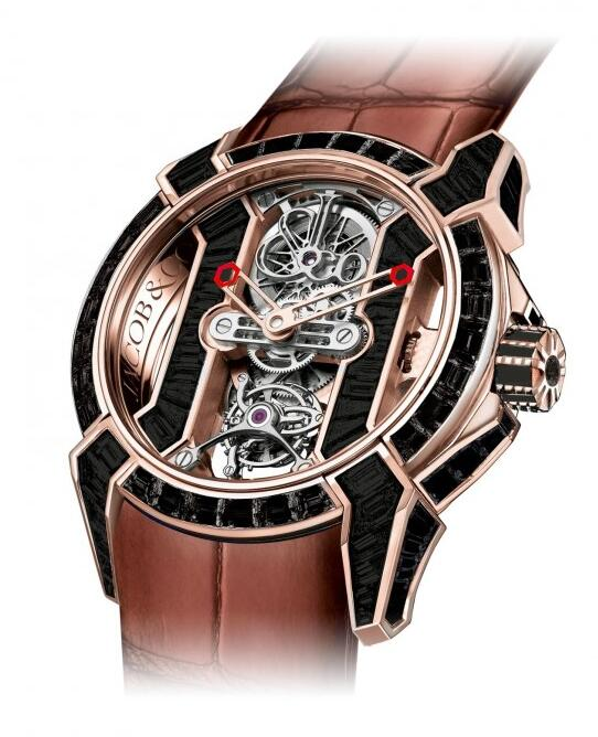 Swiss Luxury Jacob & Co Epic X Tourbillon Baguette 550.500.40.BS.BS.1BS replica watch review