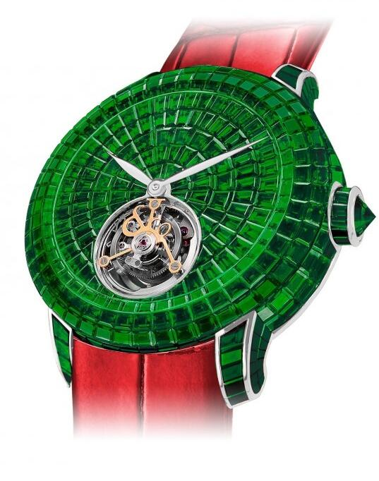 Buy Replica Jacob & Co Caviar Tourbillon 600.201.30.BE.BE.1BE watch