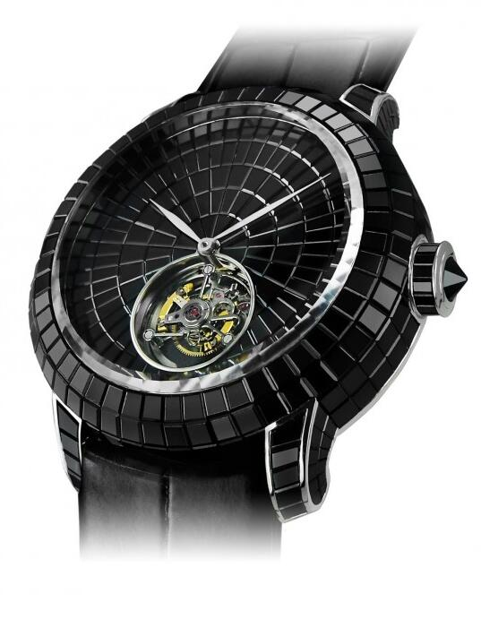 Buy Replica Jacob & Co Caviar Tourbillon 600.201.30.BS.BS.1BS watch