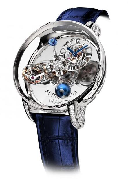 Buy Replica Jacob & Co Astronomia Clarity 750.820.30.BD.SB.1BD watch