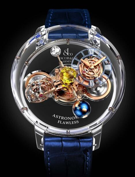 Buy Replica Jacob & Co Astronomia Flawless AT125.80.AA.SD.A watch