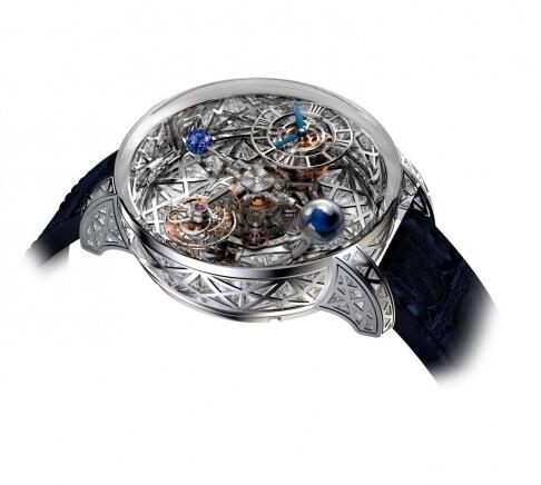 Buy Replica Jacob & Co Astronomia Meteorite AT800.30.HD.HD.A watch
