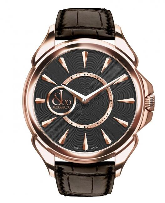 luxury replica Jacob & Co. Mechanical Complications Palatial Automatic 110.300.40.NS.NA.1NS watch