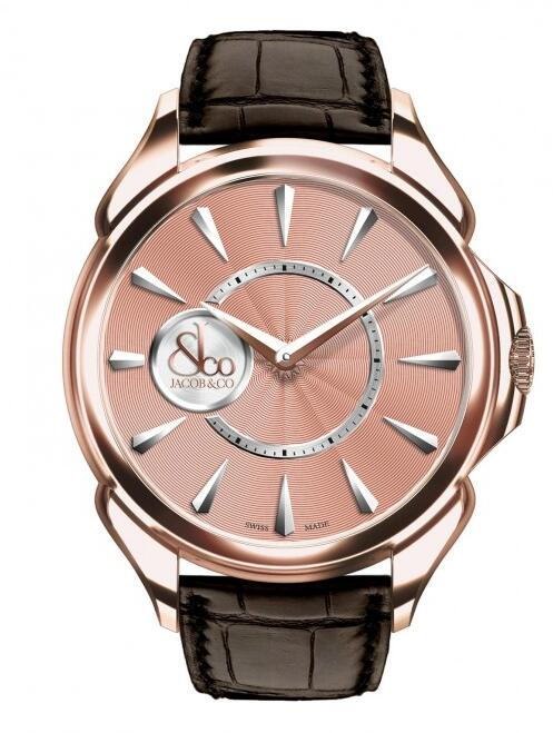 luxury replica Jacob & Co. Mechanical Complications Palatial Automatic 110.300.40.NS.NB.1NS watch