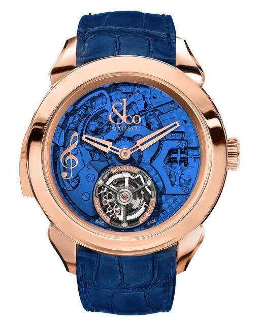 swiss luxury Jacob & Co. Palatial Tourbillon Minute Repeater 150.500.40.NS.OB.1NS replica watch