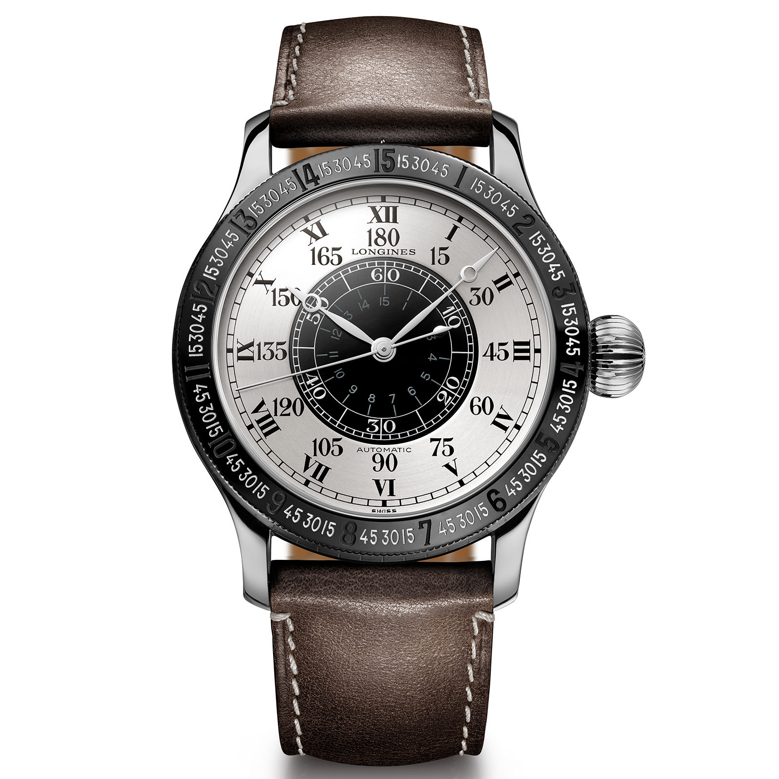Buy Replica Longines Lindbergh Hour Angle Watch – 90th Anniversary watch