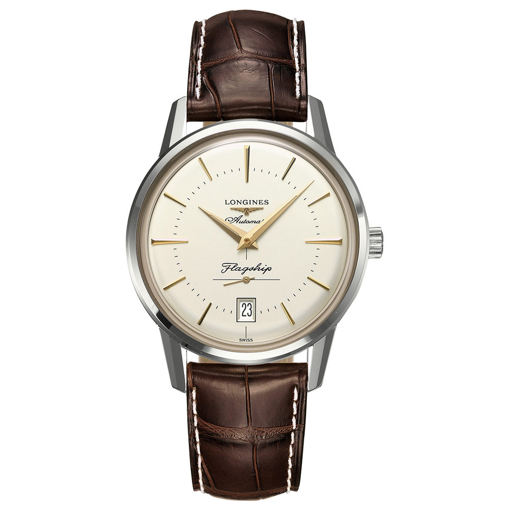 Buy Replica Longines Flagship Heritage L4.795.4.78.2 watch