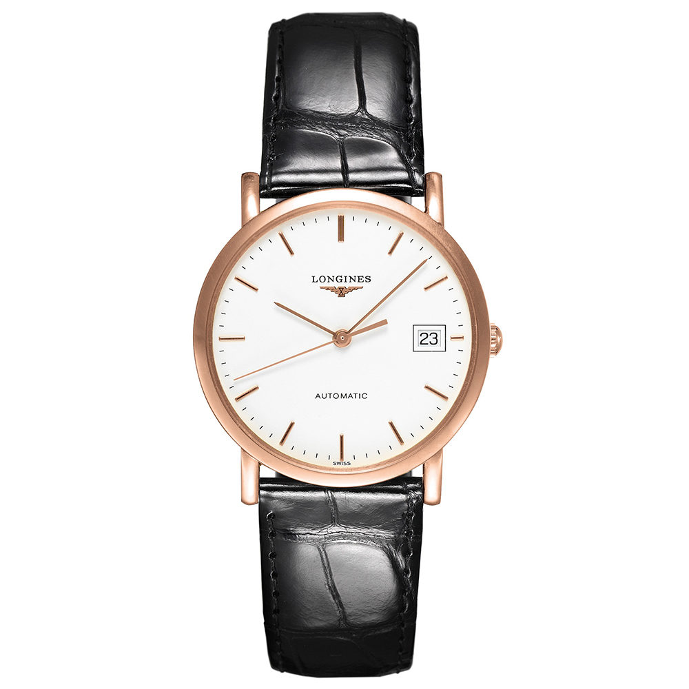 Buy Replica Longines The Longines Elegant Collection L4.778.8.12.0 watch