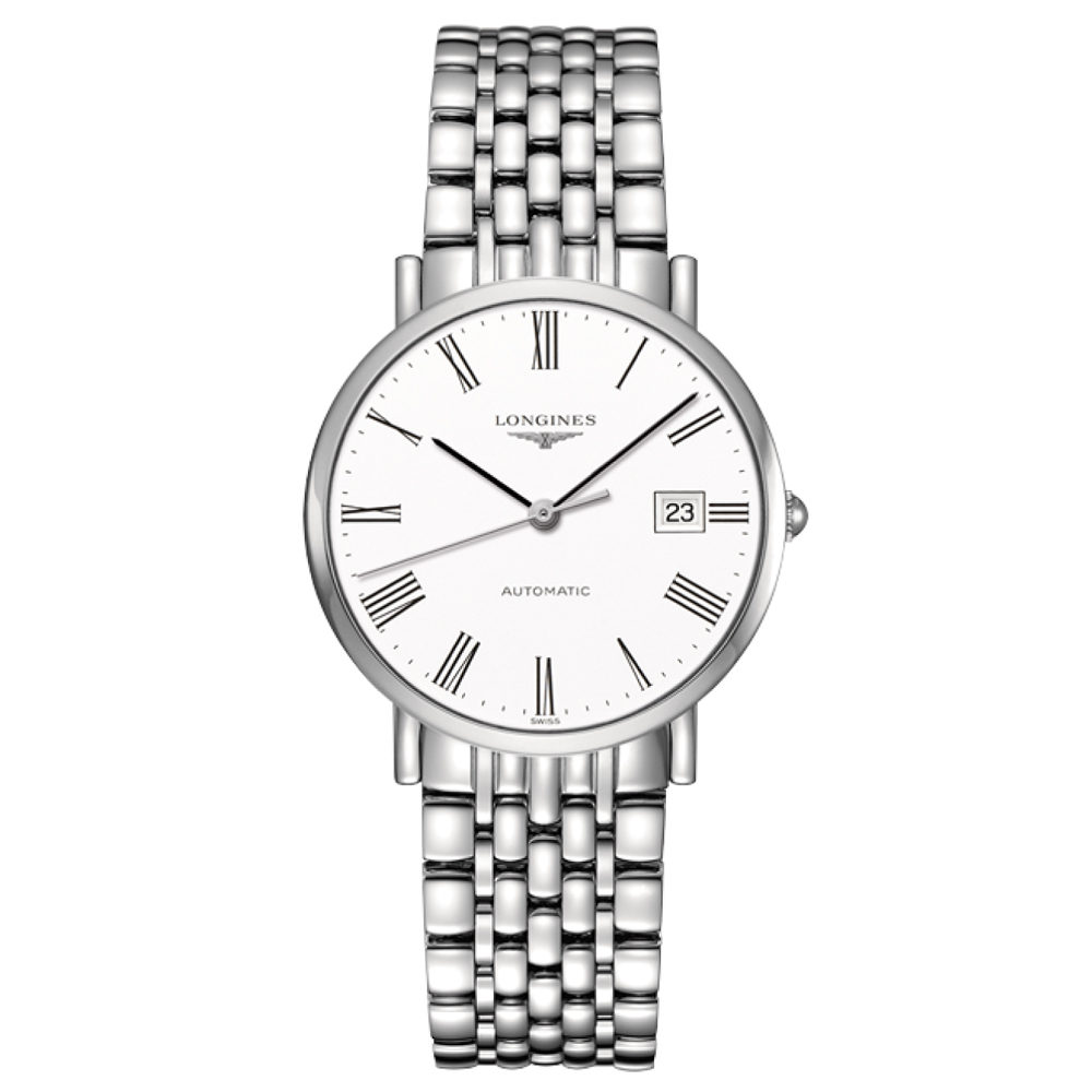 Buy Replica Longines The Longines Elegant Collection L4.809.4.11.6 watch