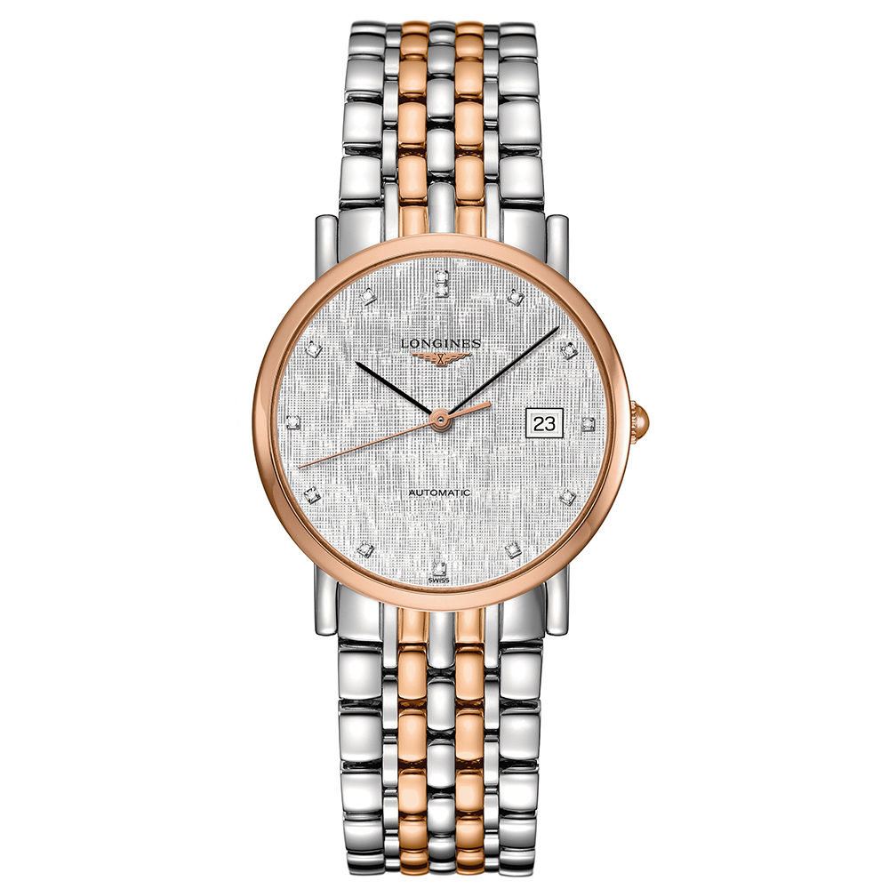 Buy Replica Longines The Longines Elegant Collection L4.809.5.77.7 watch