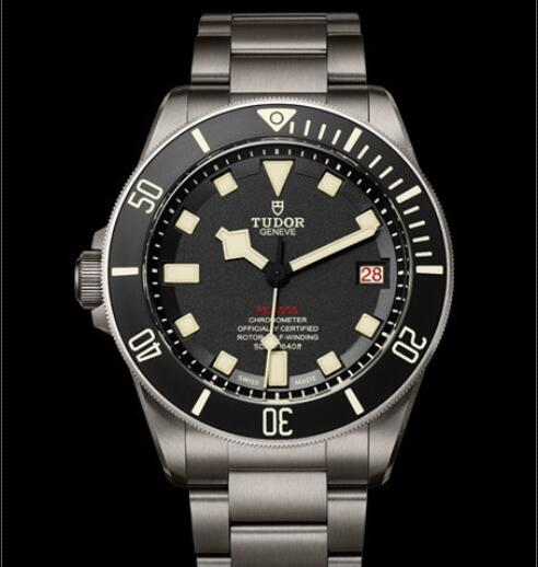 Replica Tudor Watch Tudor Pelagos LHD M25610TNL-0001 Titanium