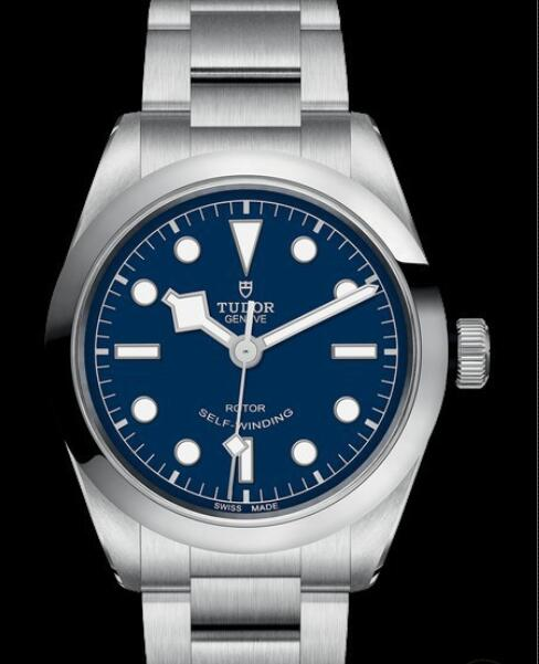 Replica Tudor Watch BLACK BAY 41 M79540-0004 Steel - Blue Dial - Steel Bracelet