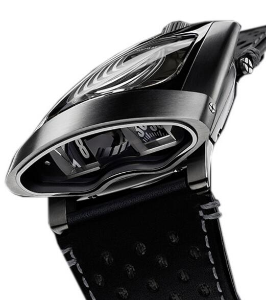 Replica MB & F HMX 56.STDL.B 10TH ANNIVERSARY BLACK 2015 watch