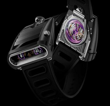 MB & F Replica 55.CMT.B HM5 On the Road Again Carbonmacrolon watch