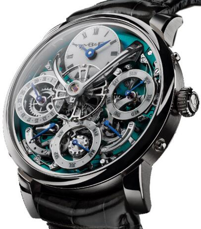 Replica MB & F 03.TL.G LM Perpetual Legacy Machines watch