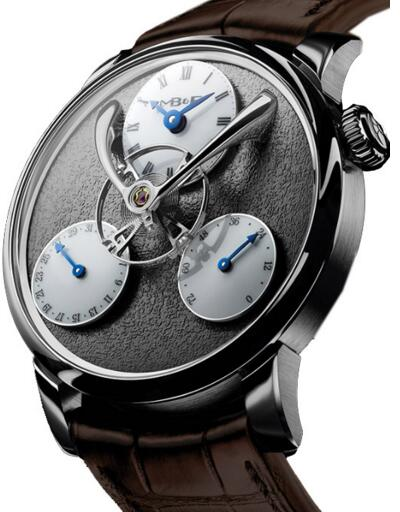 Replica MB & F Legacy Machines 03.WL.FB LM Split Escapement watch