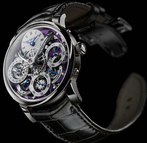 Replica MB & F 03.WL.P LM Perpetual Legacy Machines watch
