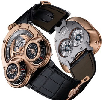 Replica MB & F HOROLOGICAL MACHINE N3 STARCRUISER RG 30.RTL.B watch