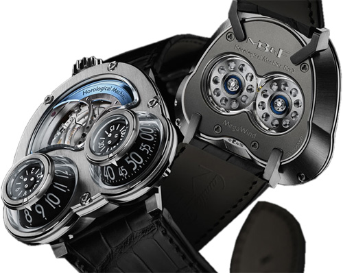 MB & F horological machine Replica 35.WTL.B HM3 MegaMind watch