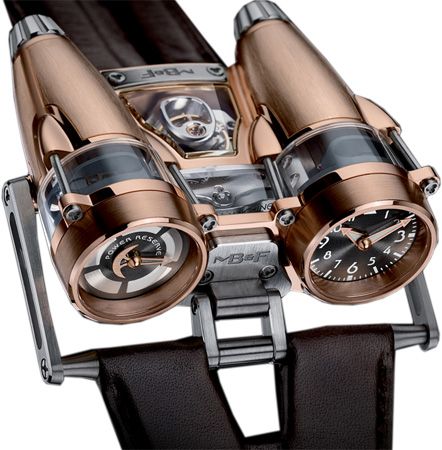 MB & F HOROLOGICAL MACHINE NO4 THUNDERBOLT RT 40.RSL.R Replica watch