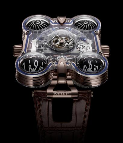 MB & F HM6-THE SV OF RED 60.SRL.B Replica