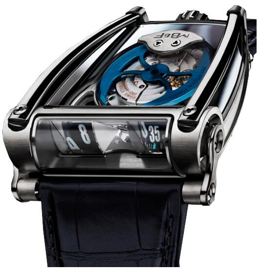 MB & F horological machine CAN-AM WT 80.WTL.B Replica