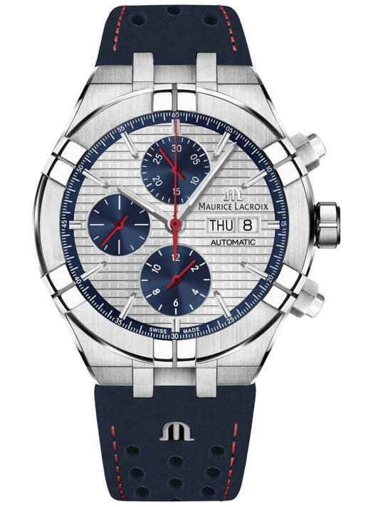 Maurice Lacroix Aikon Automatic Chronograph Limited Edition 44 mm AI6038-SS001-133-1
