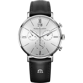 Maurice Lacroix Watch Replica Eliros Chronographe Steel EL1088-SS001-111