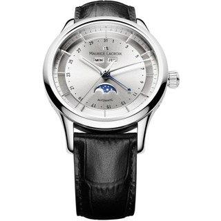 Maurice Lacroix Les Classiques Moon Phases Automatic Steel Replica Watch Review-LC6068-SS001-131