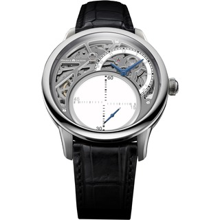 Copy Maurice Lacroix Watch-Masterpiece Seconde Mystérieuse Steel MP6558-SS001-090